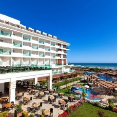 Adalya Ocean Hotel - All Inclusive пляж фото 2