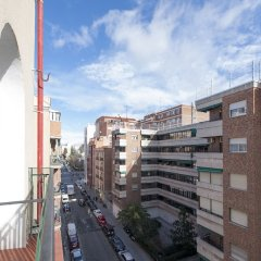 Отель Apartamento Retiro I Испания, Мадрид - отзывы, цены и фото номеров - забронировать отель Apartamento Retiro I онлайн балкон