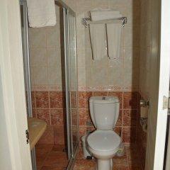 Elit Koseoglu Hotel Турция, Сиде - 3 отзыва об отеле, цены и фото номеров - забронировать отель Elit Koseoglu Hotel онлайн ванная фото 2
