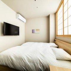 Отель ALPHABED INN Fukuoka Ohori Park Фукуока комната для гостей фото 2