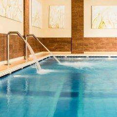 Отель Paradies pure mountain resort Стельвио бассейн
