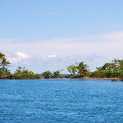 Отель Island Villa пляж