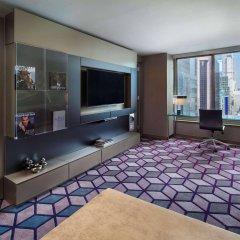 Отель W New York - Times Square США, Нью-Йорк - 1 отзыв об отеле, цены и фото номеров - забронировать отель W New York - Times Square онлайн комната для гостей фото 4