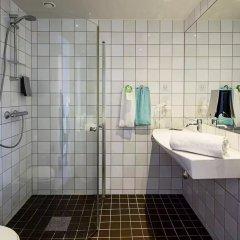 Hotel Scandic Sluseholmen Копенгаген ванная