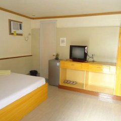 Отель Fanta Lodge Филиппины, Пуэрто-Принцеса - отзывы, цены и фото номеров - забронировать отель Fanta Lodge онлайн комната для гостей фото 4