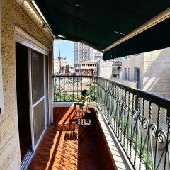 Avital Израиль, Иерусалим - отзывы, цены и фото номеров - забронировать отель Avital онлайн балкон