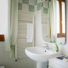 Отель Residenza Serena Италия, Мирано - отзывы, цены и фото номеров - забронировать отель Residenza Serena онлайн ванная фото 2