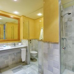 Отель Hipotels Eurotel Punta Rotja & Spa ванная фото 2