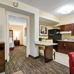 Отель Homewood Suites by Hilton Washington, D.C. Downtown США, Вашингтон - отзывы, цены и фото номеров - забронировать отель Homewood Suites by Hilton Washington, D.C. Downtown онлайн удобства в номере фото 2