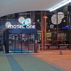Отель Motel One Wien-Westbahnhof Вена гостиничный бар