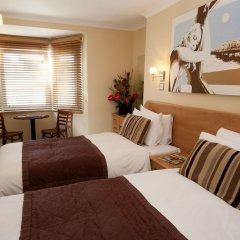 Отель New Steine Hotel - B&B Великобритания, Кемптаун - отзывы, цены и фото номеров - забронировать отель New Steine Hotel - B&B онлайн комната для гостей фото 4
