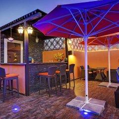 Abidos Hotel Apartment, Dubailand гостиничный бар