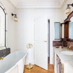 Отель Classic Invalides Франция, Париж - отзывы, цены и фото номеров - забронировать отель Classic Invalides онлайн ванная фото 2