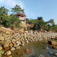 Отель Busua Paradiso Beach Resort бассейн