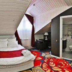 Мини-отель Купеческий Дворъ Стандартный номер с двуспальной кроватью