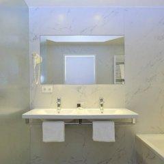 Отель Parkhotel Kortrijk Бельгия, Кортрейк - отзывы, цены и фото номеров - забронировать отель Parkhotel Kortrijk онлайн ванная фото 2