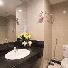 Отель The Light Hotel & Spa Вьетнам, Нячанг - 1 отзыв об отеле, цены и фото номеров - забронировать отель The Light Hotel & Spa онлайн ванная фото 2