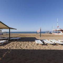 Отель Sultan of Side - All Inclusive Сиде пляж