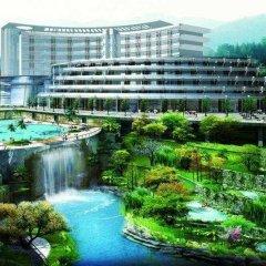 Отель Crowne Plaza Chongqing Riverside бассейн