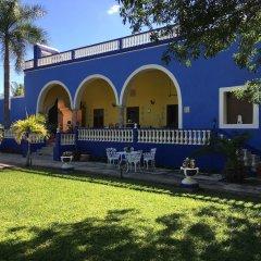 Отель Hacienda San Pedro Nohpat фото 14