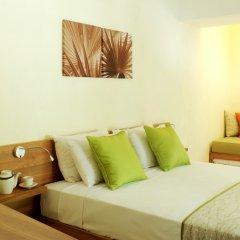 Отель Emeraude Beach Attitude сейф в номере