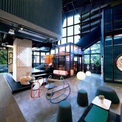 Отель lyf Funan Singapore by Ascott Сингапур интерьер отеля фото 3