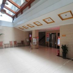 Yiyuan Hotel интерьер отеля