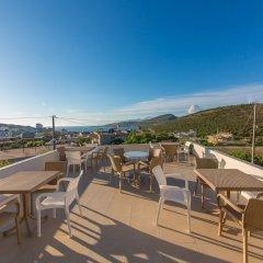 Отель Villa Nertili Албания, Ксамил - отзывы, цены и фото номеров - забронировать отель Villa Nertili онлайн балкон