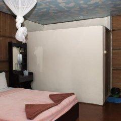 Отель Moonwalk Lanta Resort Ланта сейф в номере
