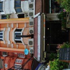 Отель Karon Sunshine Guesthouse & Bar вид на фасад фото 2