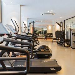 Отель SILA Urban Living фитнесс-зал фото 4