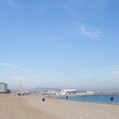 Отель Lugaris Rambla Барселона пляж
