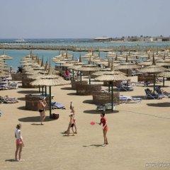 Отель Sentido Mamlouk Palace Resort пляж фото 2