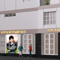 Отель HT Apartment Вьетнам, Хошимин - отзывы, цены и фото номеров - забронировать отель HT Apartment онлайн интерьер отеля фото 2