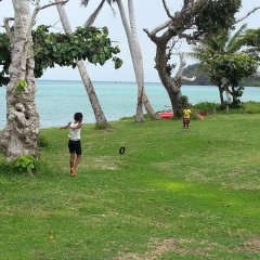 Отель Yasawa Homestays Фиджи, Матаялеву - отзывы, цены и фото номеров - забронировать отель Yasawa Homestays онлайн спортивное сооружение