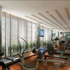 Отель Centro Barsha by Rotana фитнесс-зал