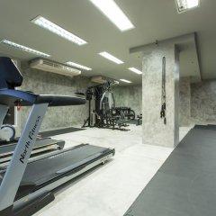 Отель Phuvaree Resort Пхукет фитнесс-зал фото 3