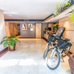 Отель Sunotel Aston Испания, Барселона - 5 отзывов об отеле, цены и фото номеров - забронировать отель Sunotel Aston онлайн парковка