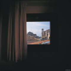 Hotel Bisanzio балкон