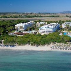 Отель Iberostar Albufera Playa Испания, Плайя-де-Муро - 1 отзыв об отеле, цены и фото номеров - забронировать отель Iberostar Albufera Playa онлайн пляж фото 2