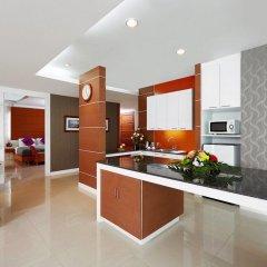 Отель Royal Beach View Suites Паттайя в номере
