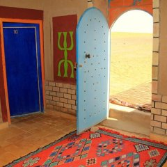 Отель La Gazelle Bleue Марокко, Мерзуга - отзывы, цены и фото номеров - забронировать отель La Gazelle Bleue онлайн сауна