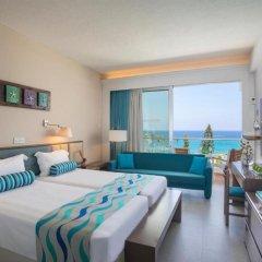 Отель Cavo Maris Beach комната для гостей фото 5