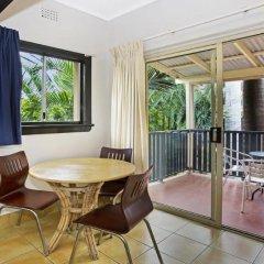 Отель City Palms Brisbane балкон