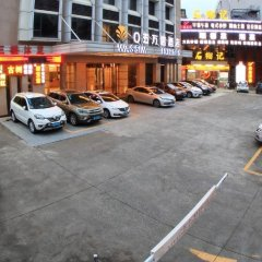 Отель Guangzhou Wassim Hotel Китай, Гуанчжоу - отзывы, цены и фото номеров - забронировать отель Guangzhou Wassim Hotel онлайн парковка