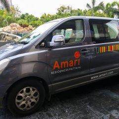 Отель Amari Residences Pattaya спортивное сооружение