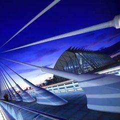 Отель Ilunion Valencia 3 Валенсия спортивное сооружение