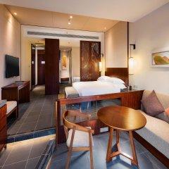Отель Hilton Sanya Yalong Bay Resort & Spa комната для гостей