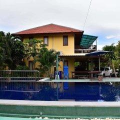 Отель SD Beach Resort Таиланд, Пак-Нам-Пран - отзывы, цены и фото номеров - забронировать отель SD Beach Resort онлайн бассейн