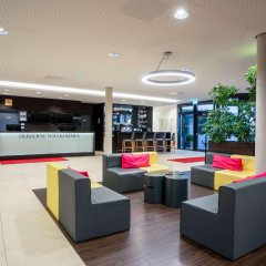 Star Inn Hotel Stuttgart Airport-Messe, by Comfort интерьер отеля